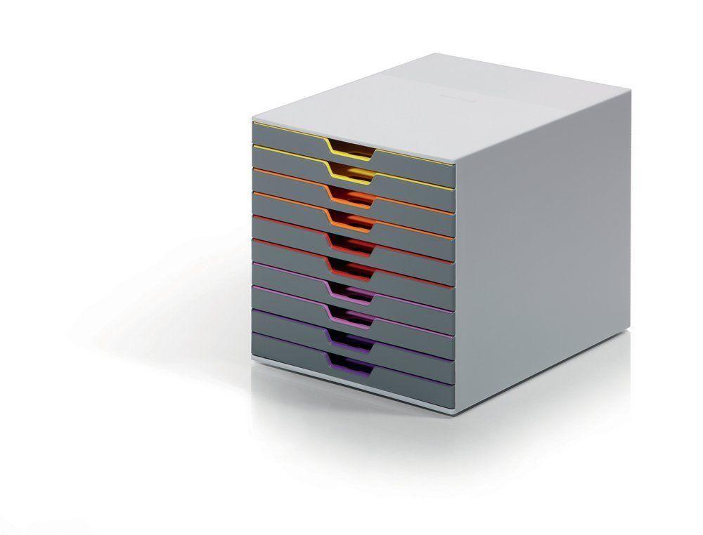 Durable cassettiere da scrivania amazon cancelleria e