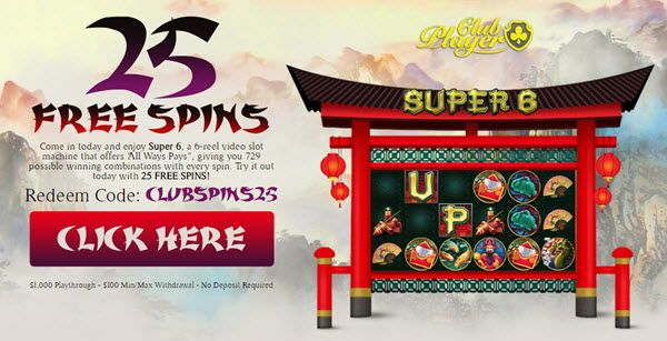 Club Player Casino Coupon Codes No Deposit