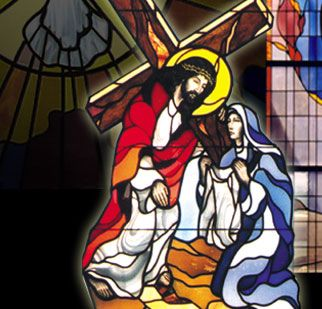 religious stained glass - Google Search