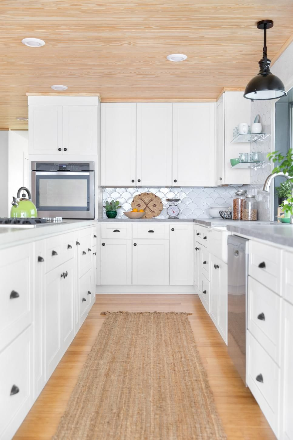 Kitchen + Pantry Pictures From DIY Network Blog Cabin 2016