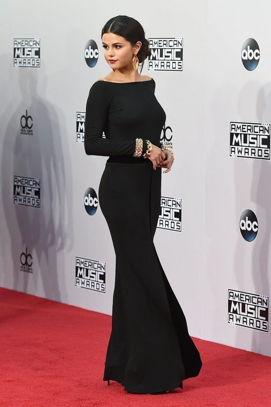 American Music Awards 2014 The Red Carpet Arrivals Celebrities