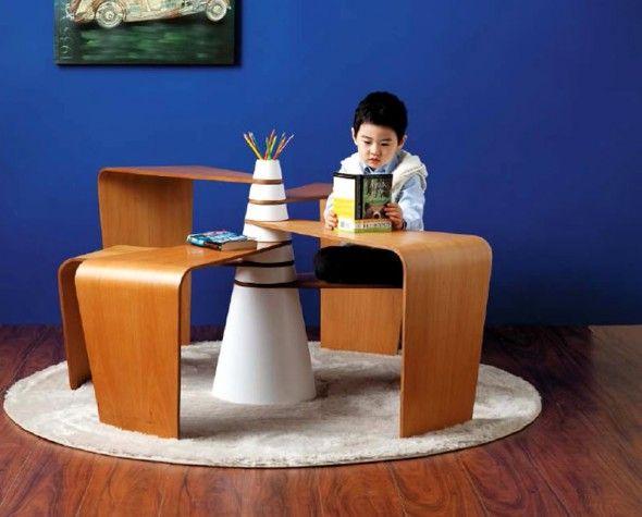 Contemporary Kids and Children\'s Furniture Design Da Bloom by I-Clue ...