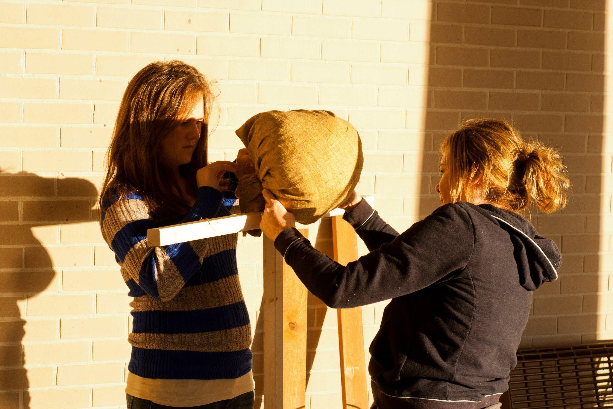 FBC Tifton Scarecrow Competition 2012
