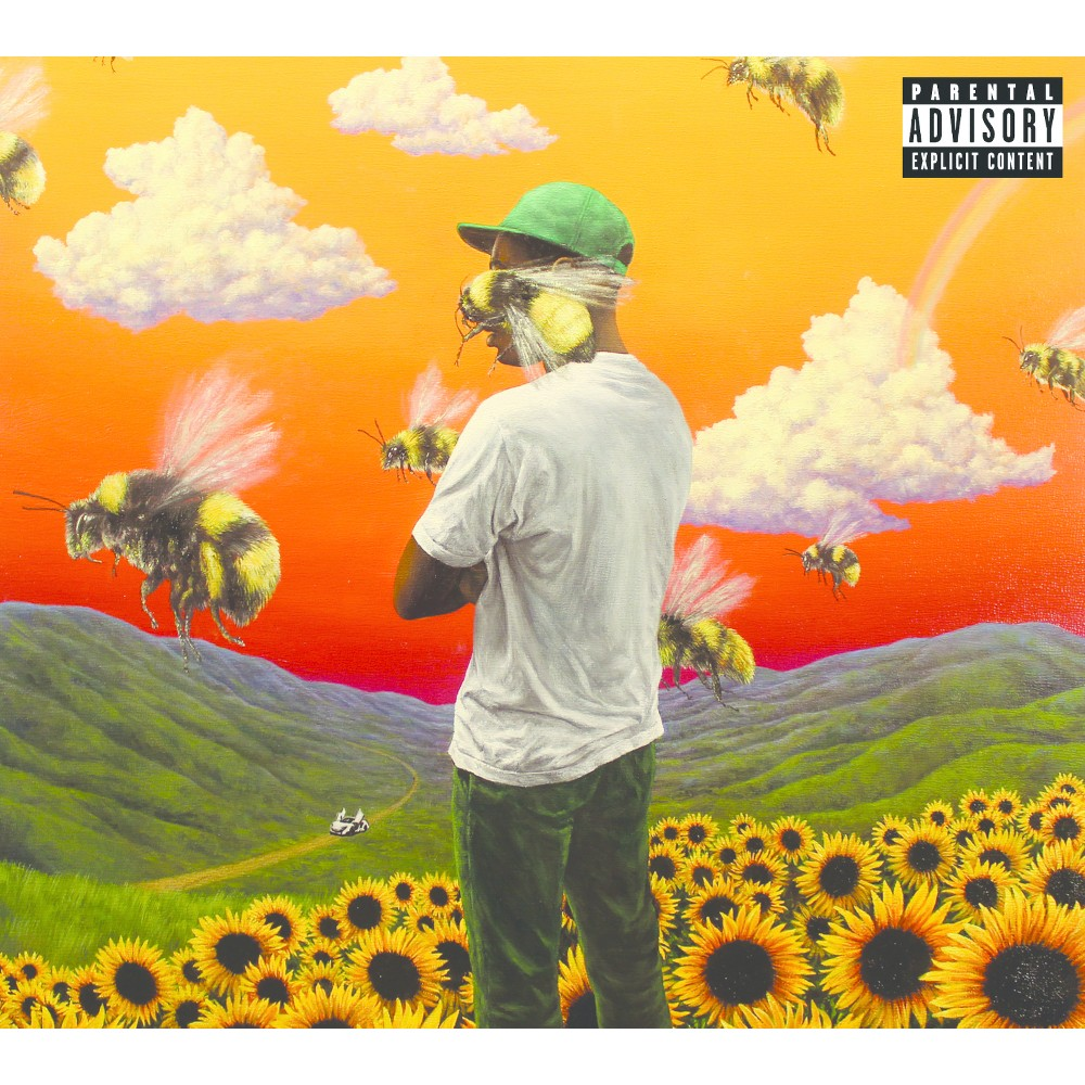 Art Print POSTER CANVAS Tyler the Creator Flower Boy Album