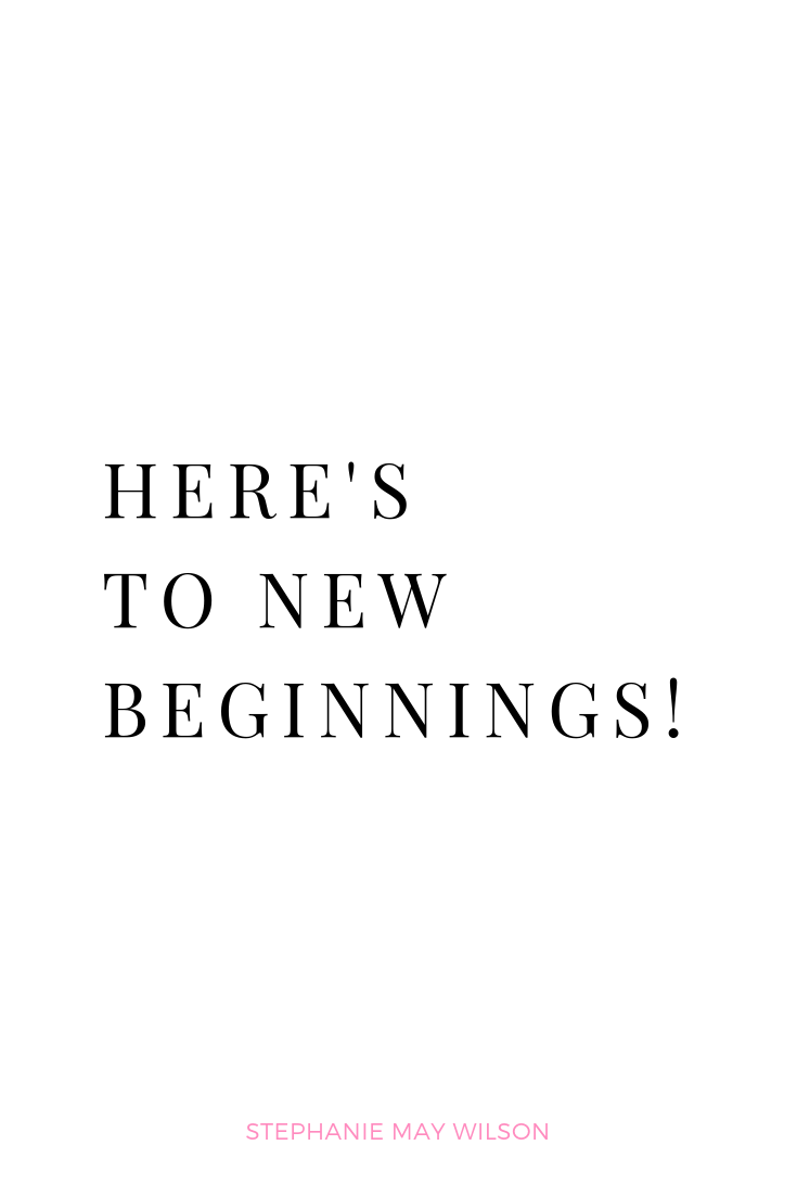 Here S To New Beginnings New Chapter Quotes New Beginning Quotes Beginning Quotes