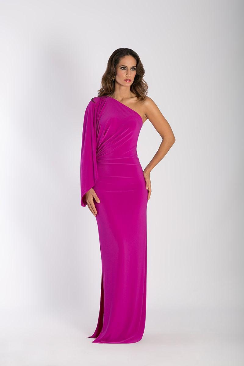 Vestido largo Alepo Buganvilla 1   Ropa   Pinterest   Vestido largo ...