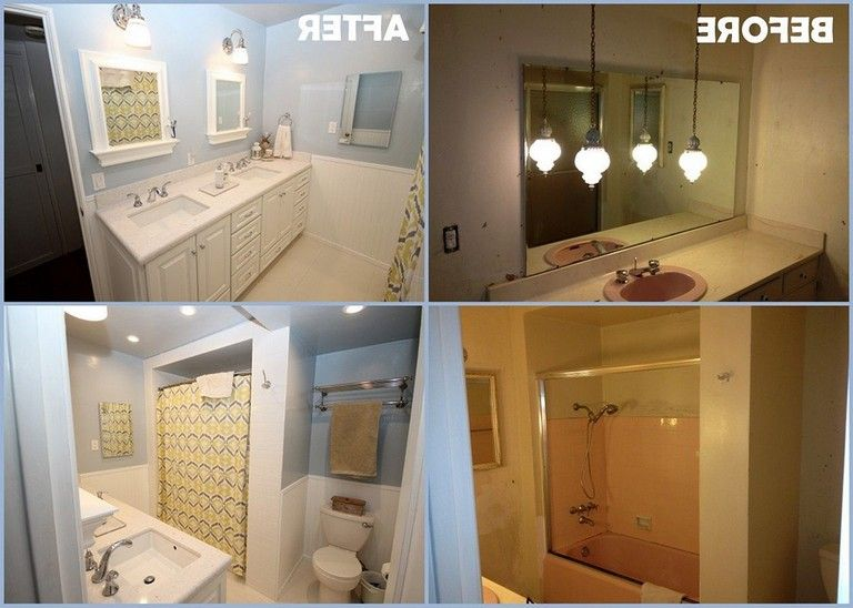 Tremendous 48 RV Bathroom Remodel Ideas With Before And After Interesting Bathroom Remodel Ideas Before And After
