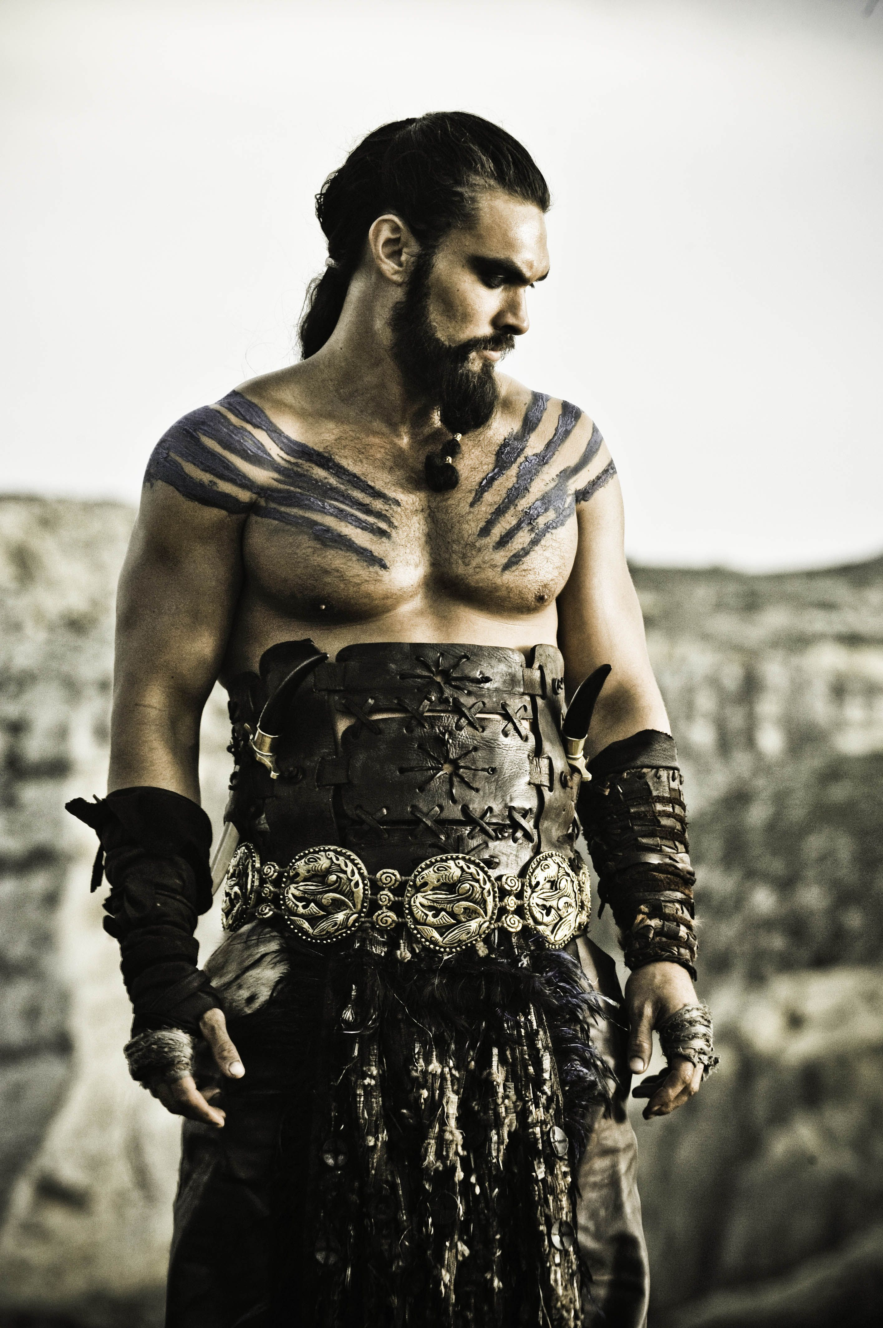 Jason Momoa. Game of Thrones. He is gorgeous!! Love him!