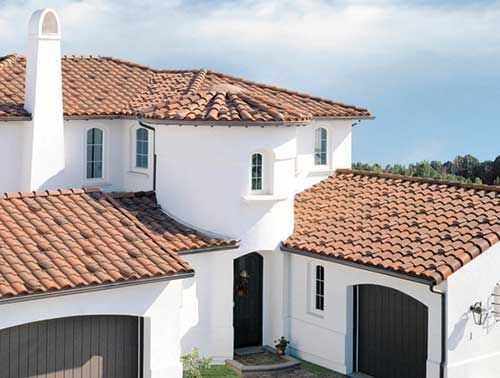 Best Clay Tile Terracotta Roof House Exterior House Colors 400 x 300