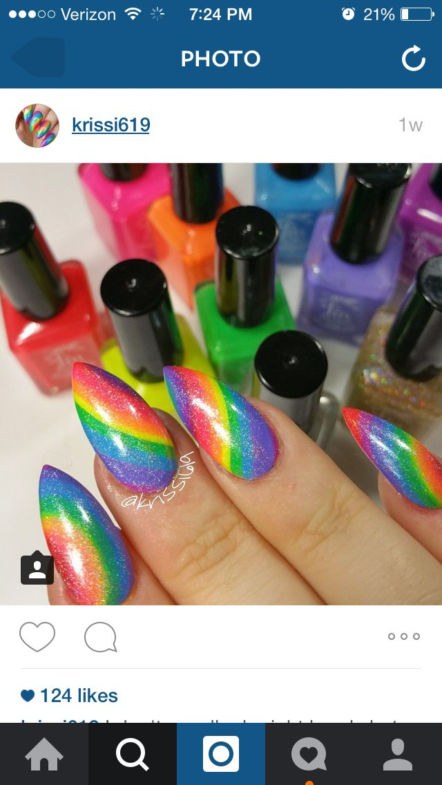 NOT MY NAILS!