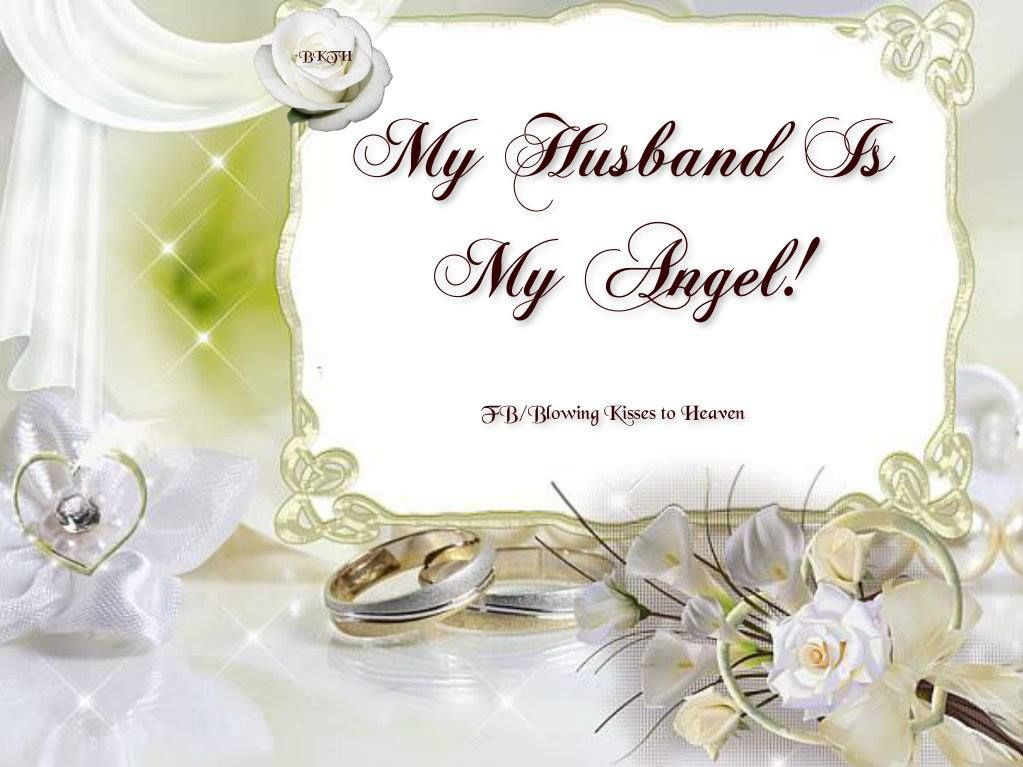 Missing My Husband Heaven
