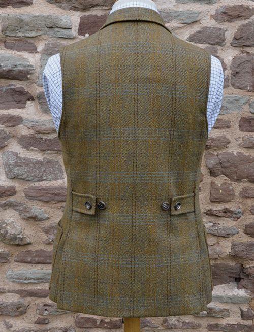 a5e9dc2aa8f31 Shooting Vest Gilet | Suit up | Waistcoat men, Modern mens fashion ...