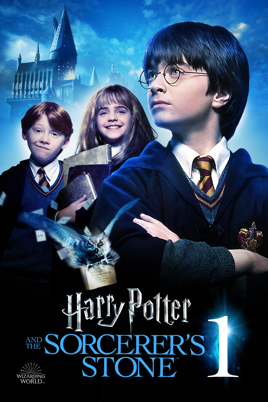 Harry Potter and the Sorcerer's Stone - Movie Review PODCAST (2001)