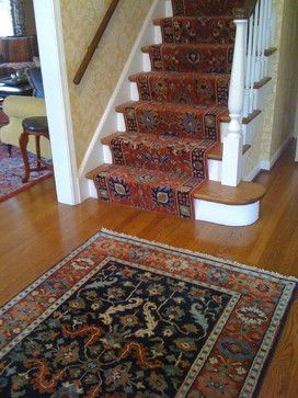 Karastan Stair Runner Design Ideas, Pictures, Remodel And Decor