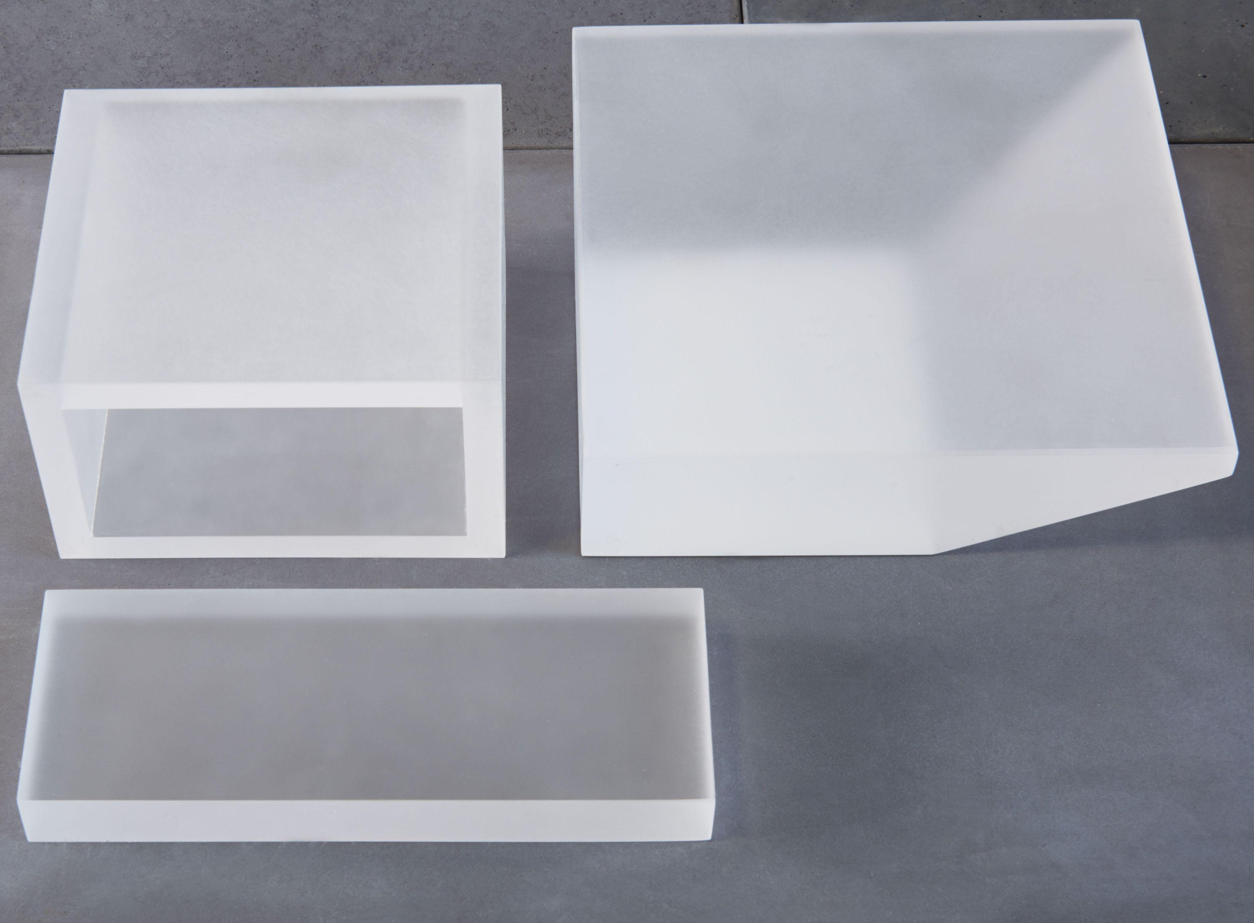 3Form Pressed Glass