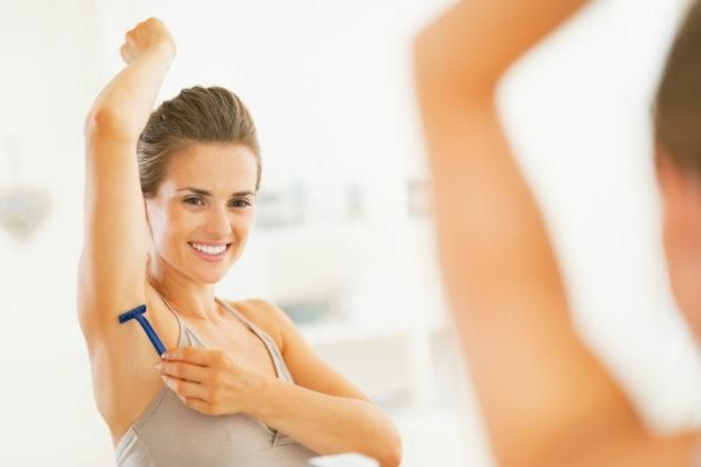 Fotos de moda | Tips para tener las axilas sanas y lindas | http://soymoda.net