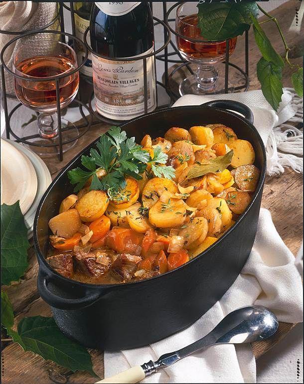 Winzertopf mit Lamm Rezept  | LECKER #falldinnerrecipes