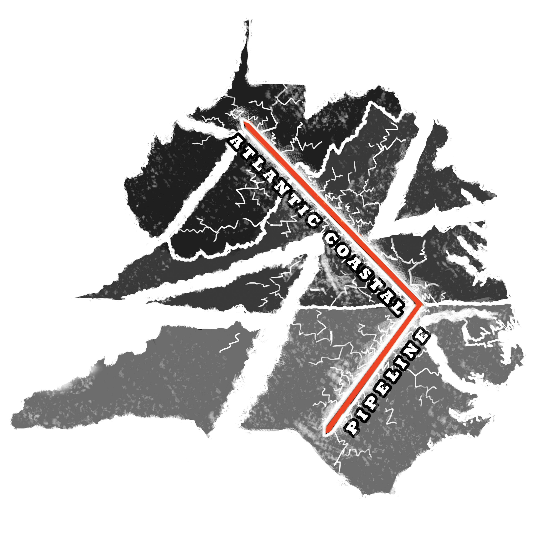 Atlantic coast pipeline is detrimental to the environment