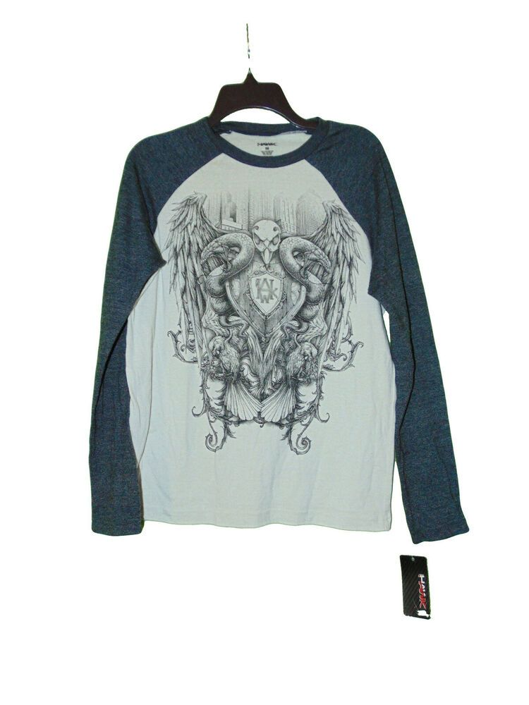Croft /& Barrow Long Sleeve Thermal Crew Shirt for Men