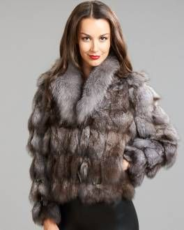 Morgan Knit Finn Raccoon Fur Coat | Coats, Indigo and Sporty