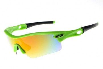Cheap Oakley New Radar GreenBlack Frame Lightyellow Lens