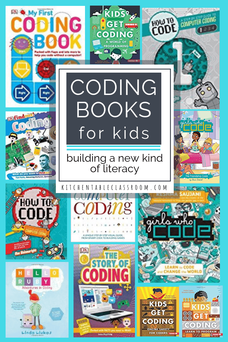 Coding Books for Kids: A New Kind of Literacy | Babies, Kids