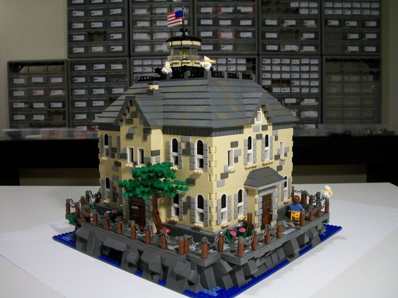 Brick Town Talk Lighthouses LEGO Town