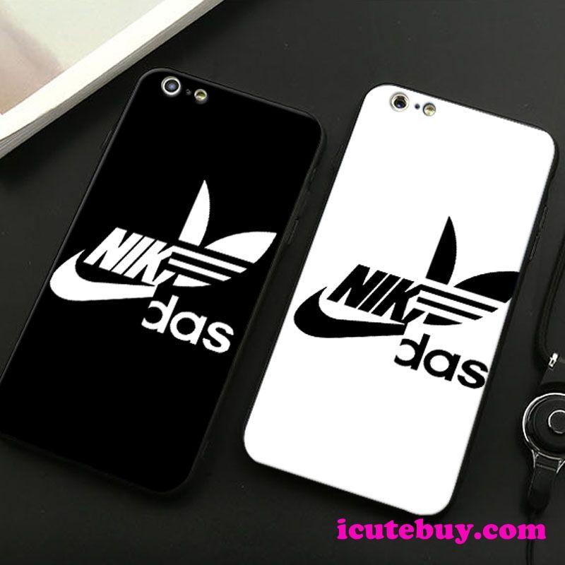 0e573df6e1 運動風 アディダス ナイキ コラボ iPhoneXRケース Adidas Nike iPhoneXS Maxケース オリジナルス 三葉