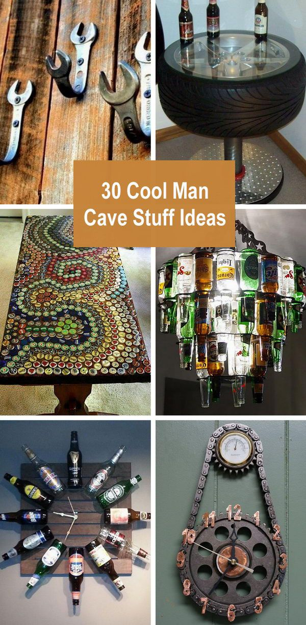 30 Cool Man Cave Stuff Ideas images
