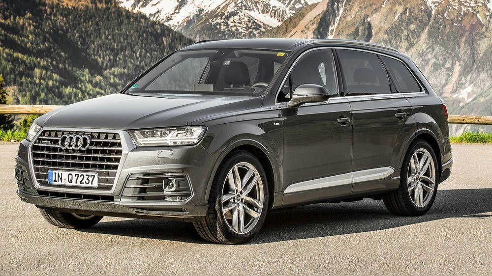 Audi Q7 2016 Audi q7, Best 7 passenger vehicles, Audi