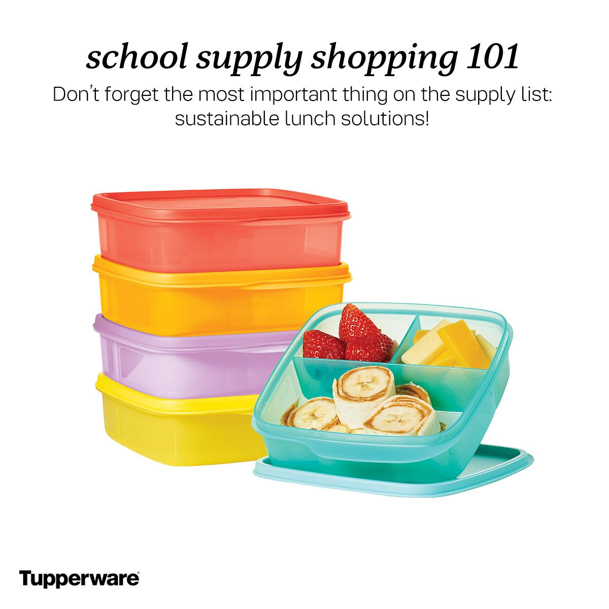 These are great for lunch at home, lunch at school, or