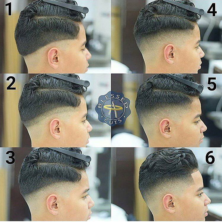 """@blessedcuts_fab  #paulmitchell #internationalbarbers#menscut #mensstyle #mensfashion #pravana #model #stylistinctv  #barber #barbers #barbering…"""