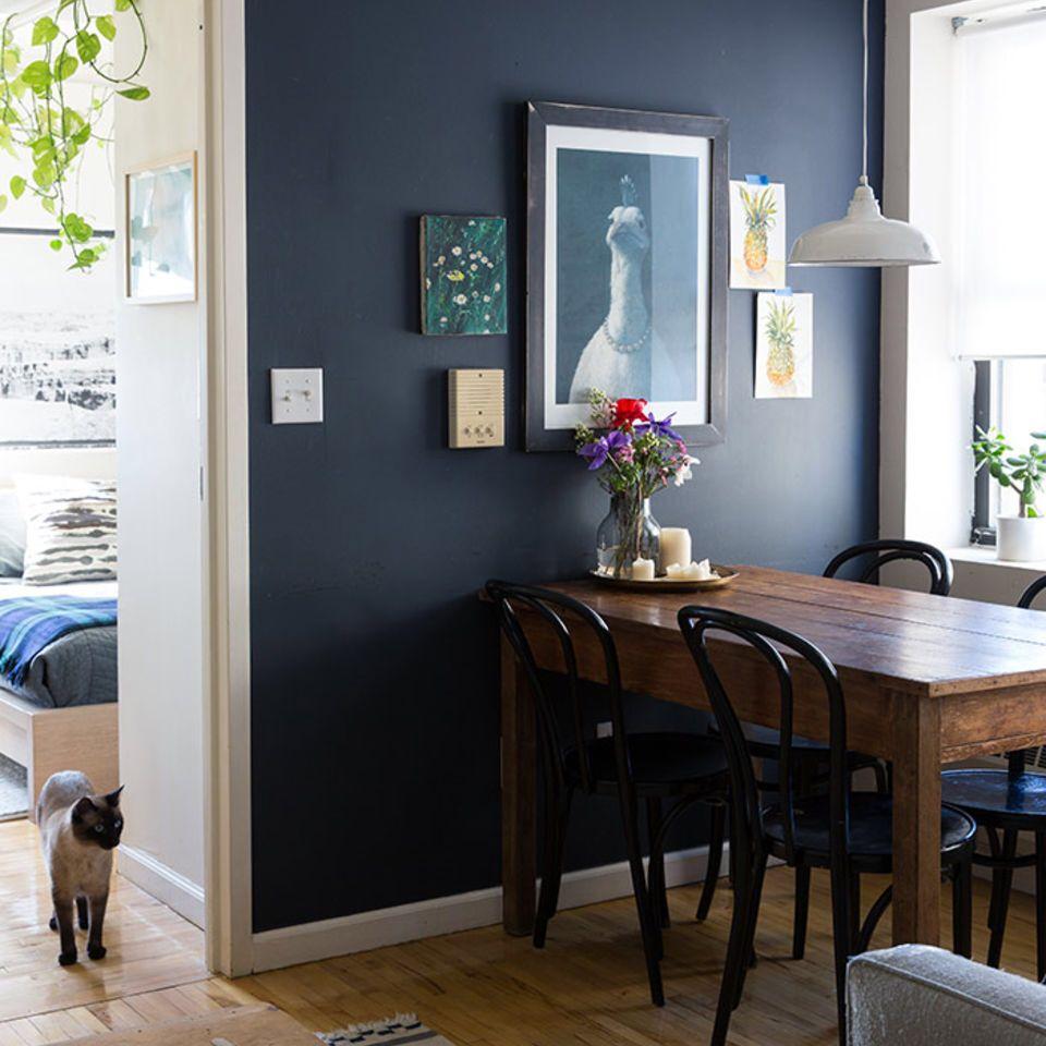 Kitchen Dining Paint Colors: Blue Paint Colors, Wall Paint Colors, Navy Paint Colors