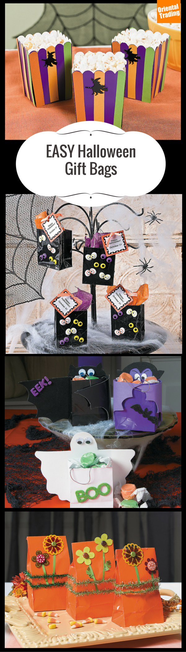 No October party is complete without a Halloween gift bag, and ...