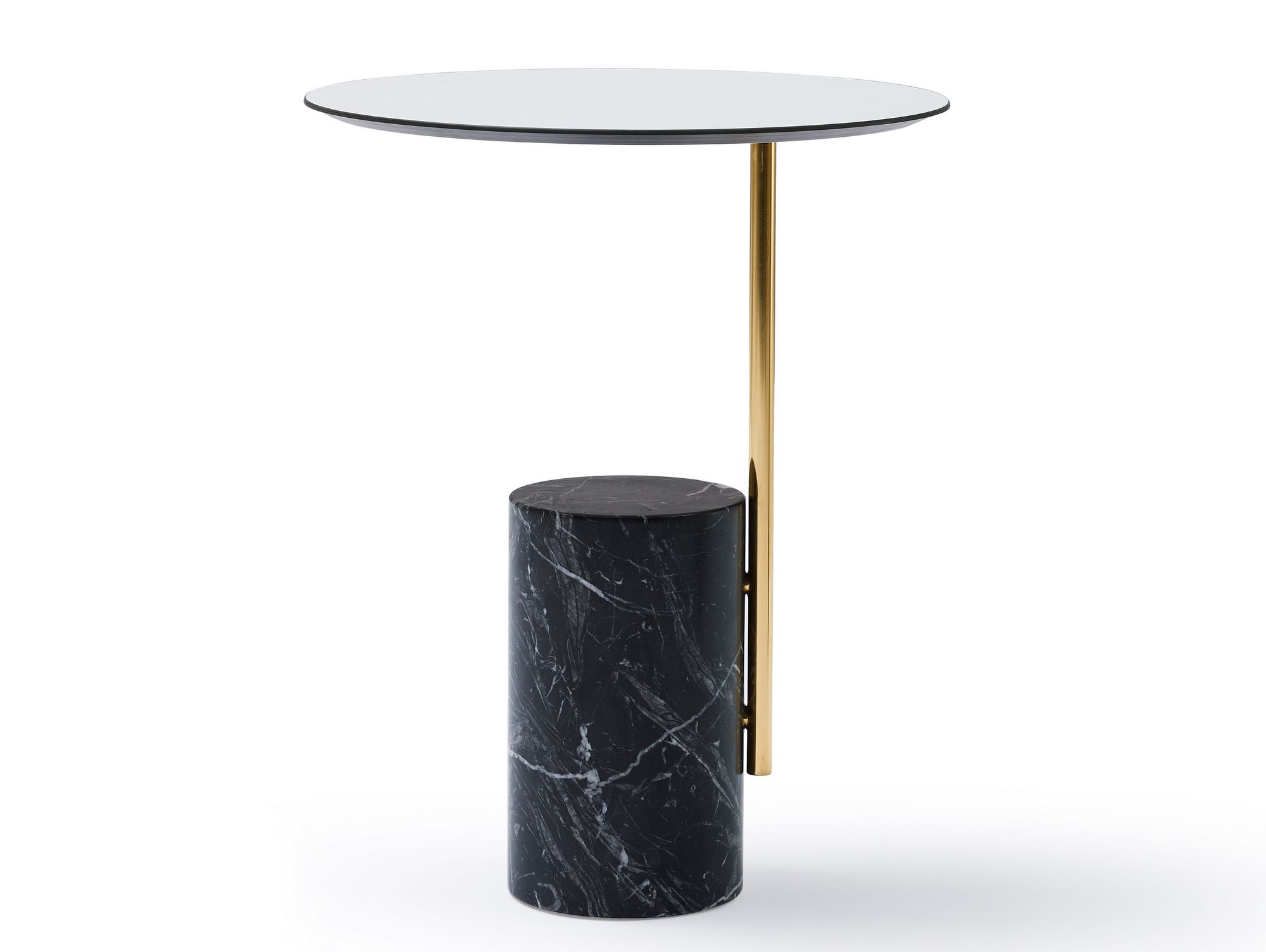 XAXAXA Carrara marble coffee table by Quinti Sedute design Ximo