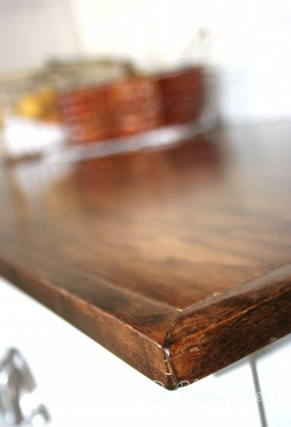 How To Make Your Own Diy Beautiful Wood Countertops For Under 200