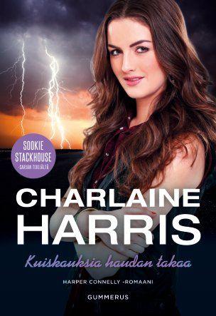 Charlaine Harris: Grave Sight (Kuiskauksia haudan takaa)