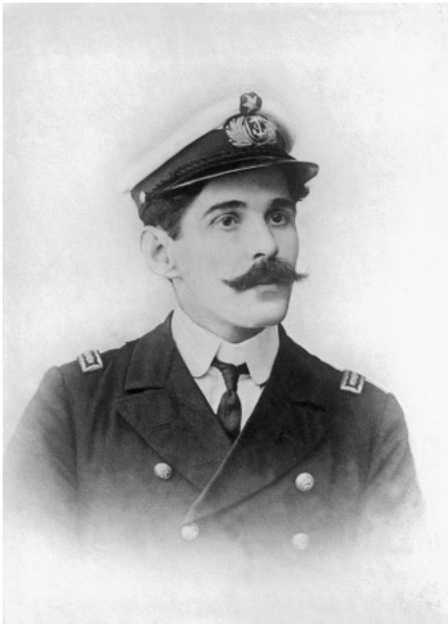 José Botelho de Carvalho Araújo foi comandante do caça-minas Augusto Castilho, tendo-se notabilizado pela defesa do paquete S. Miguel, ao largo dos Açores.