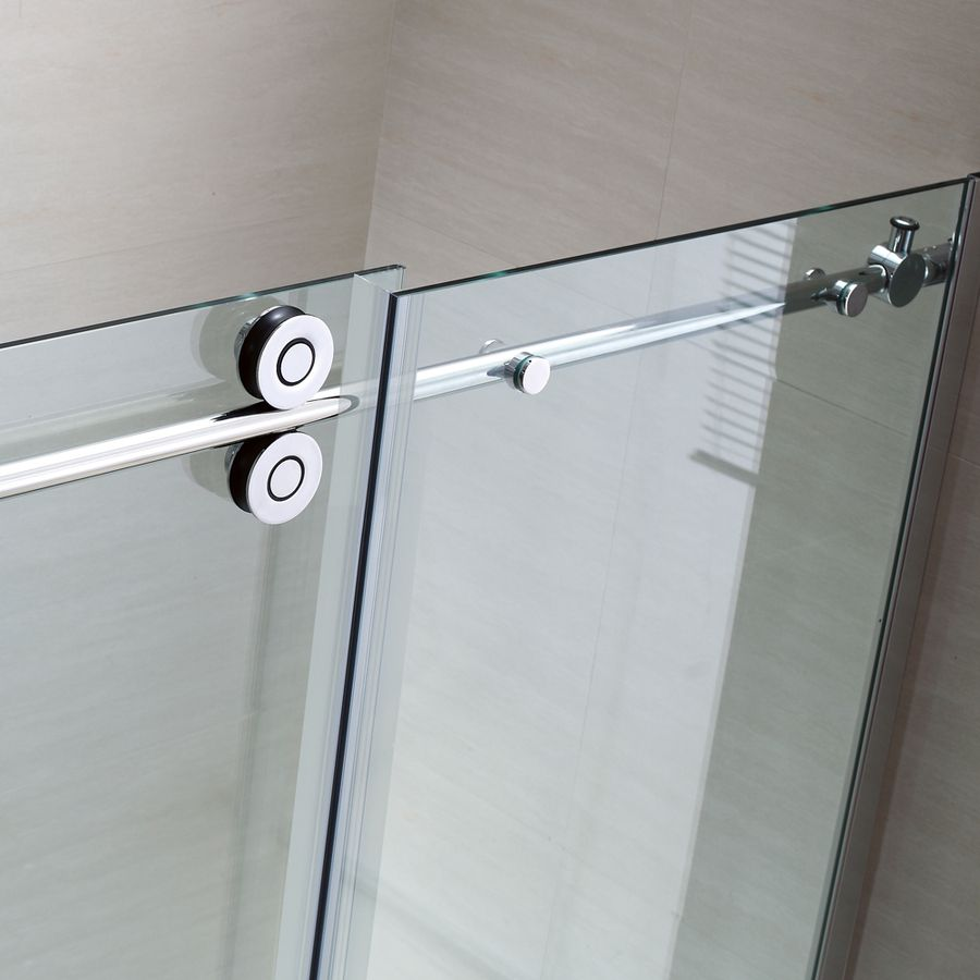 Ove Decors Shower Doors Shop Ove Decors Sydney 56 In To 58 In W X 787 In H Frameless