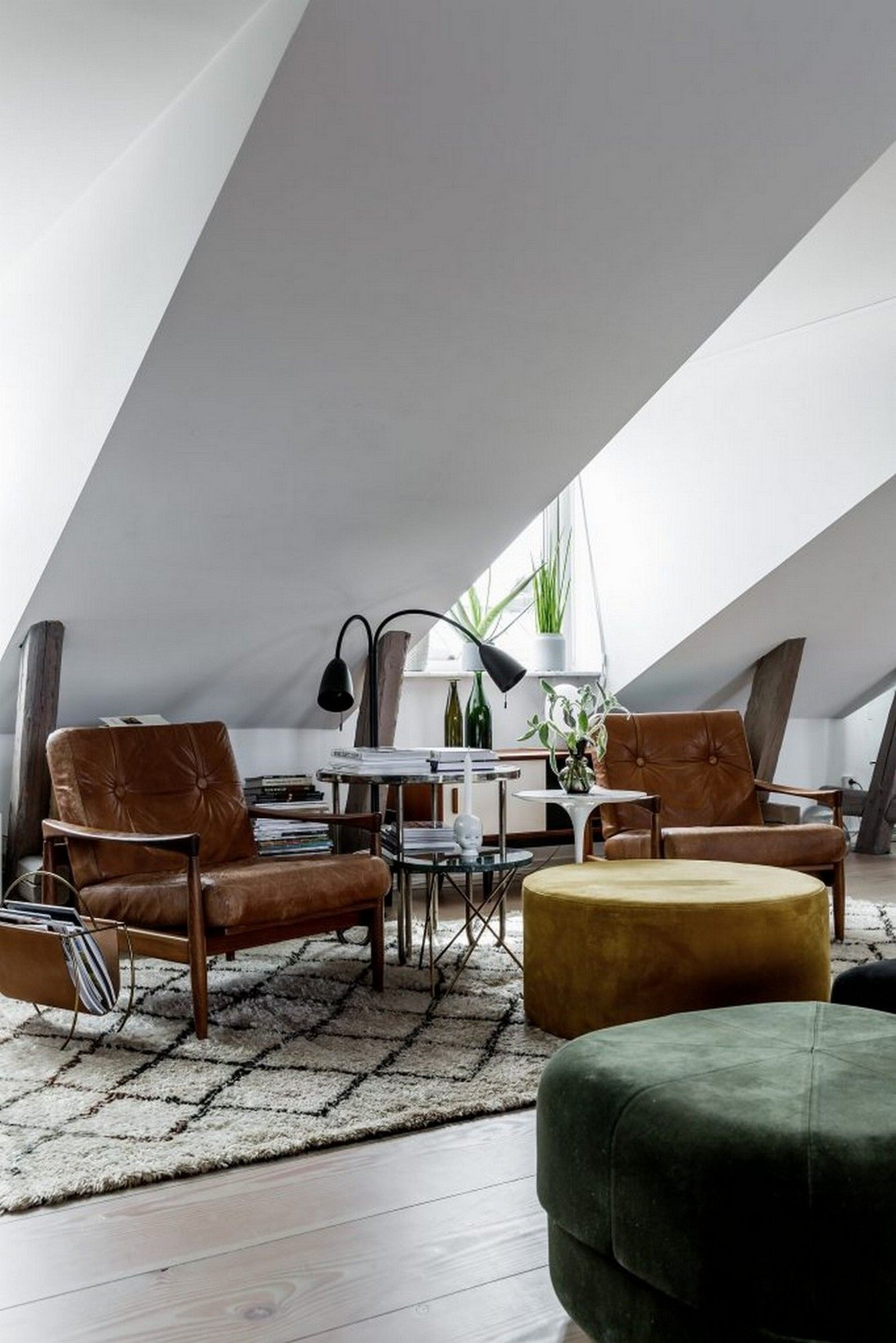 27 Awesome Attic Designs Attic Design Attic Rooms