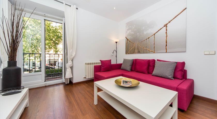 Apartment Tirso De Molina Suites, Madrid, Spain - Booking.com