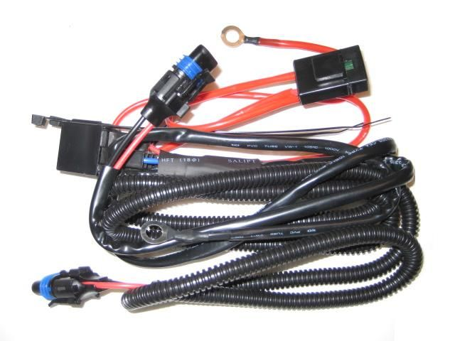 Details About Ford F-150 Fog Light Wiring Harness 1999