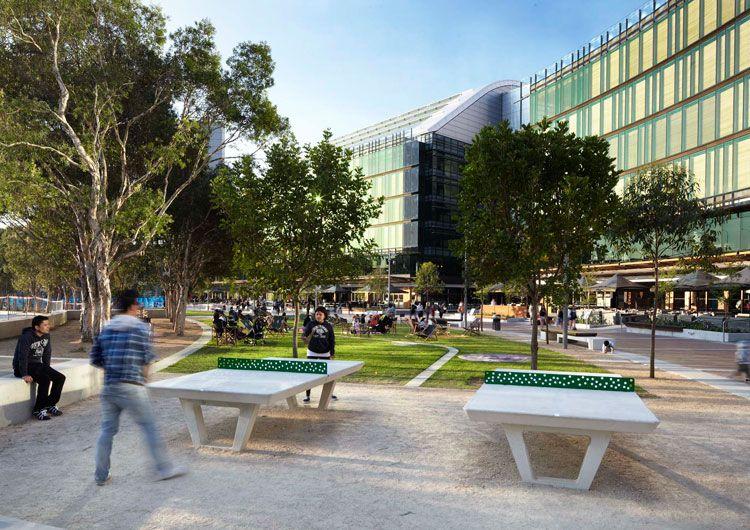 Australia, Sydney, Darling Quarter, Public Space