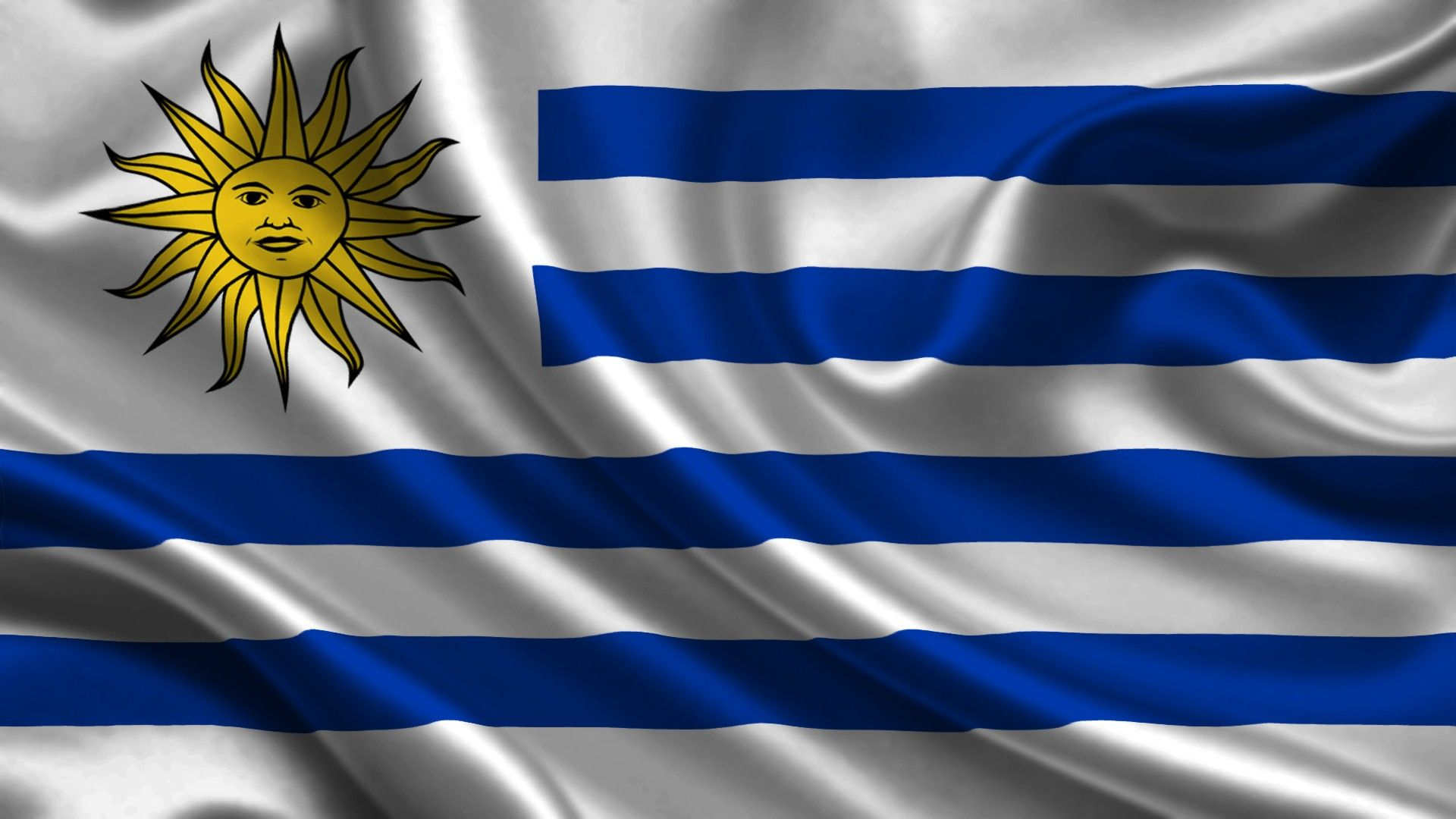 Flag Of Uruguay Wallpaper Flags Wallpaper Pinterest Uruguay - Uruguay flag