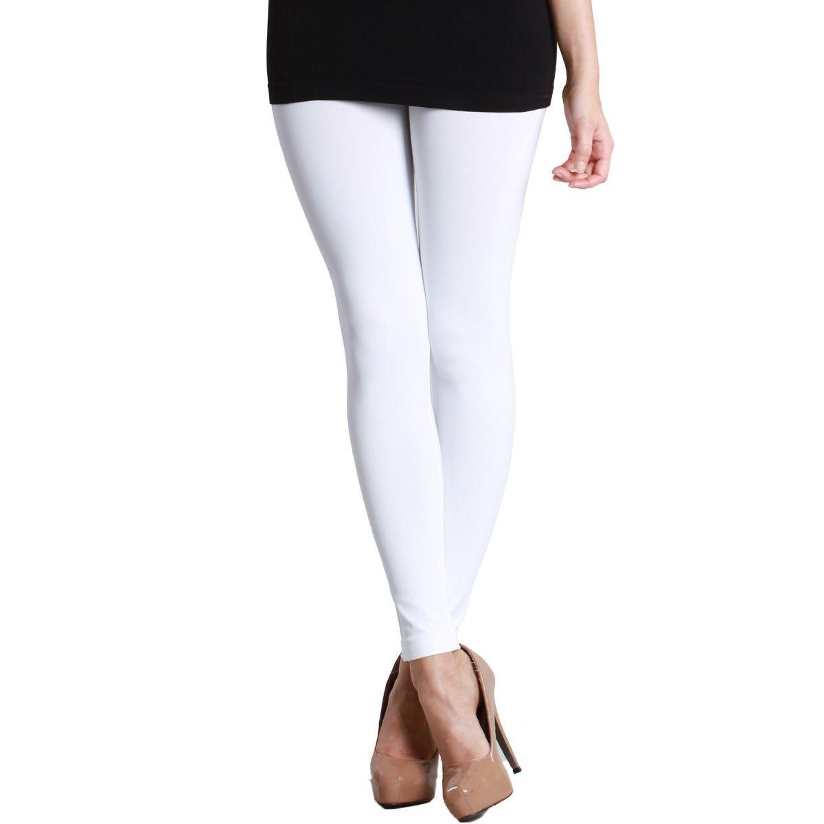 075d8cd5ca7c87 Nikibiki Women's Plain Ankle Length Leggings | Products | Ankle ...