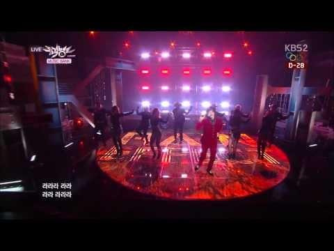 ▶ 140110 비 - LA SONG 컴백무대 - YouTube