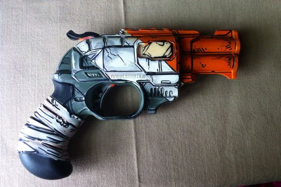 borderlands how to make modded weapons