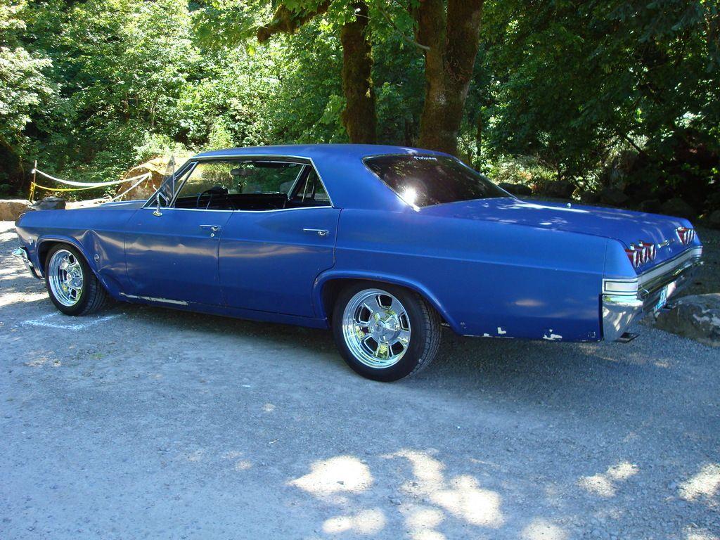 Blue 4 Door 1967 Chevrolet Impala 1965 Chevy Impala 65 Chevy Impala Impala