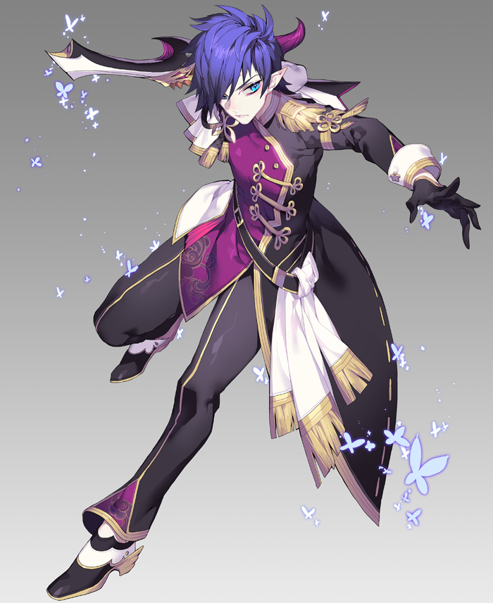 anime male magician Google Search Anime characters