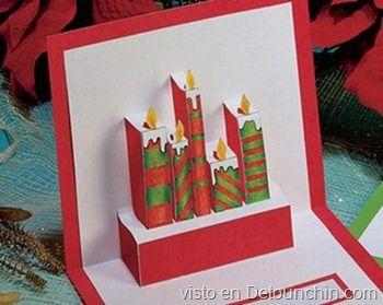 tarjetas navideas Cosas para ponerse Pinterest Tarjeta